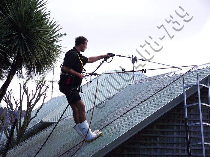 Roof Cleaning Roof Treatments The House Amp Building Wash