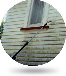 Exterior House Washing | The House & Building Wash Company